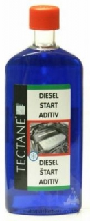 TECTANE Diesel START aditiv 500ml Tectane
